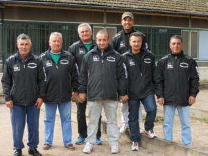 3ème journée du Championnat  Régional Gr.B