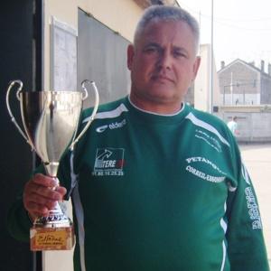 Coupe  Offerte  par Bruno  PIRIOU              Conseiller  Général de l' Essonne.