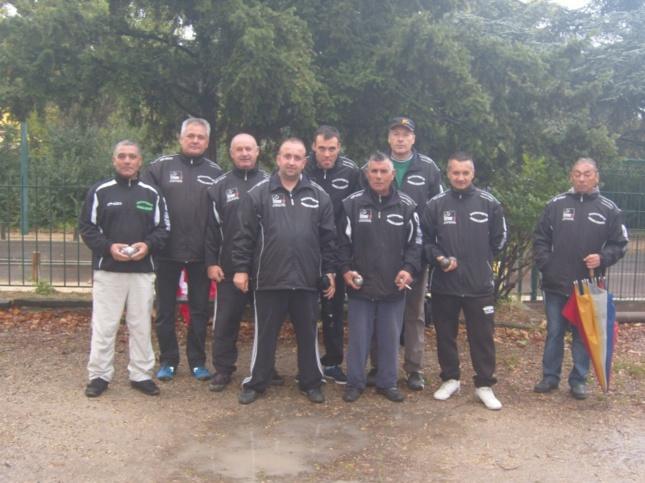 Championnat Ligue Régional - Maintien de l'ASCE