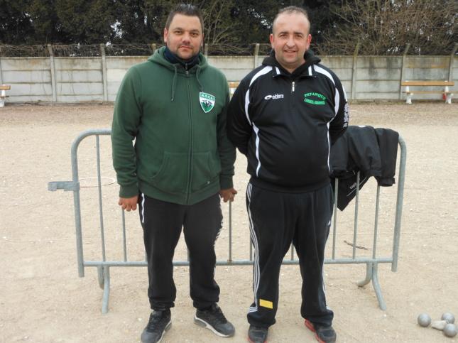 Championnat T A T Séniors et Dames 2015