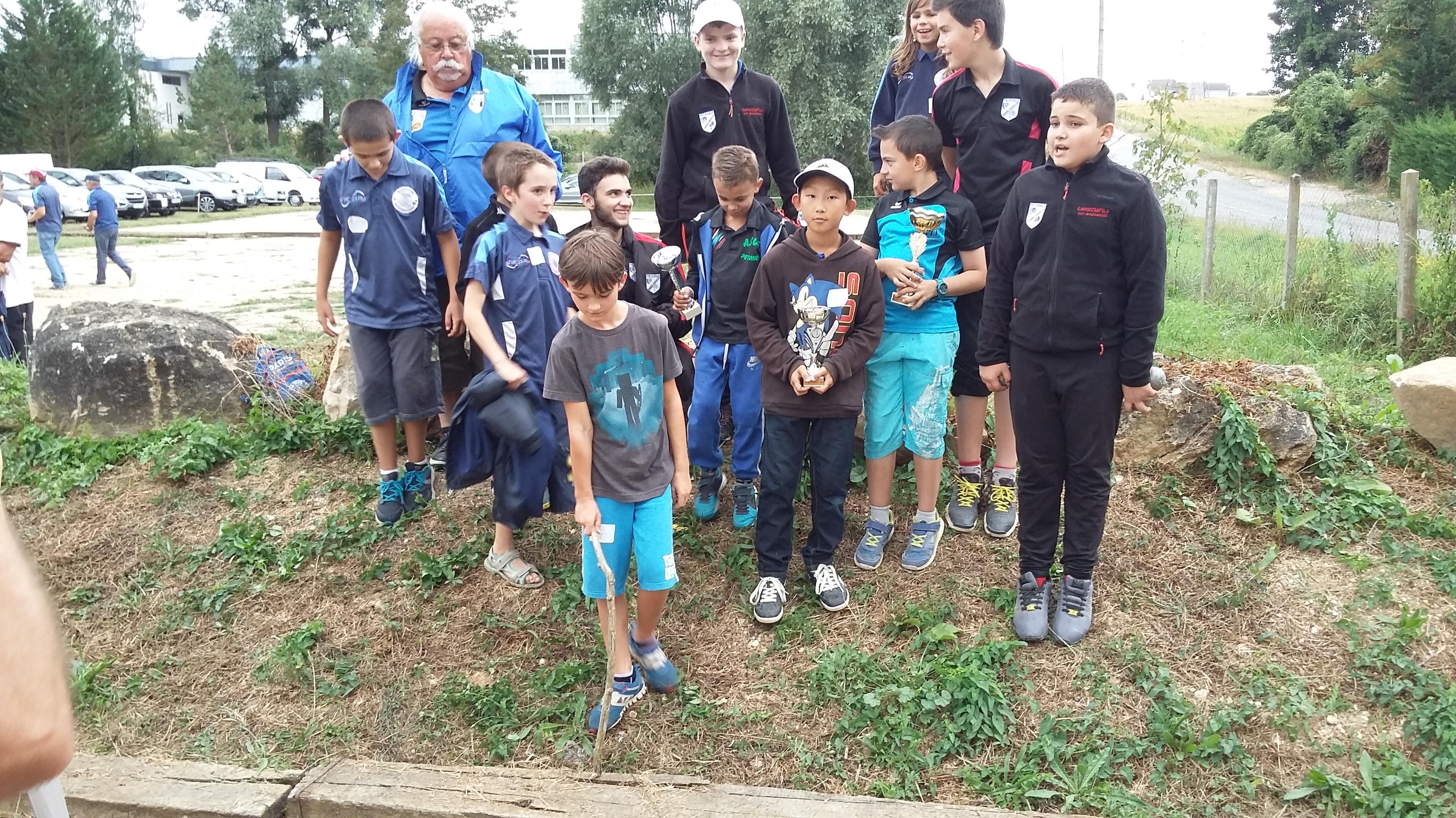 Parcours Jeunes à ITTEVILLE