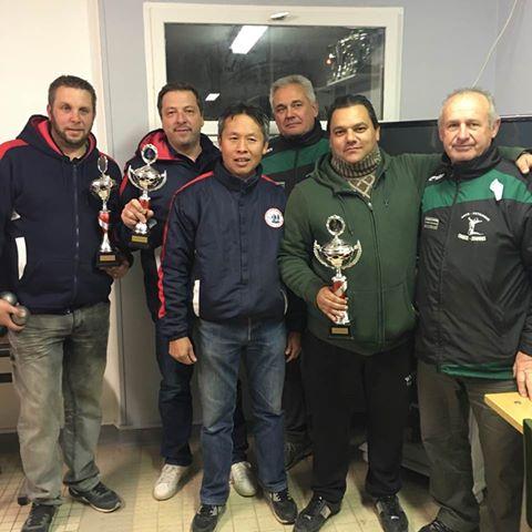 CHAMPIONNAT  DES  DIRIGEANTS  2016