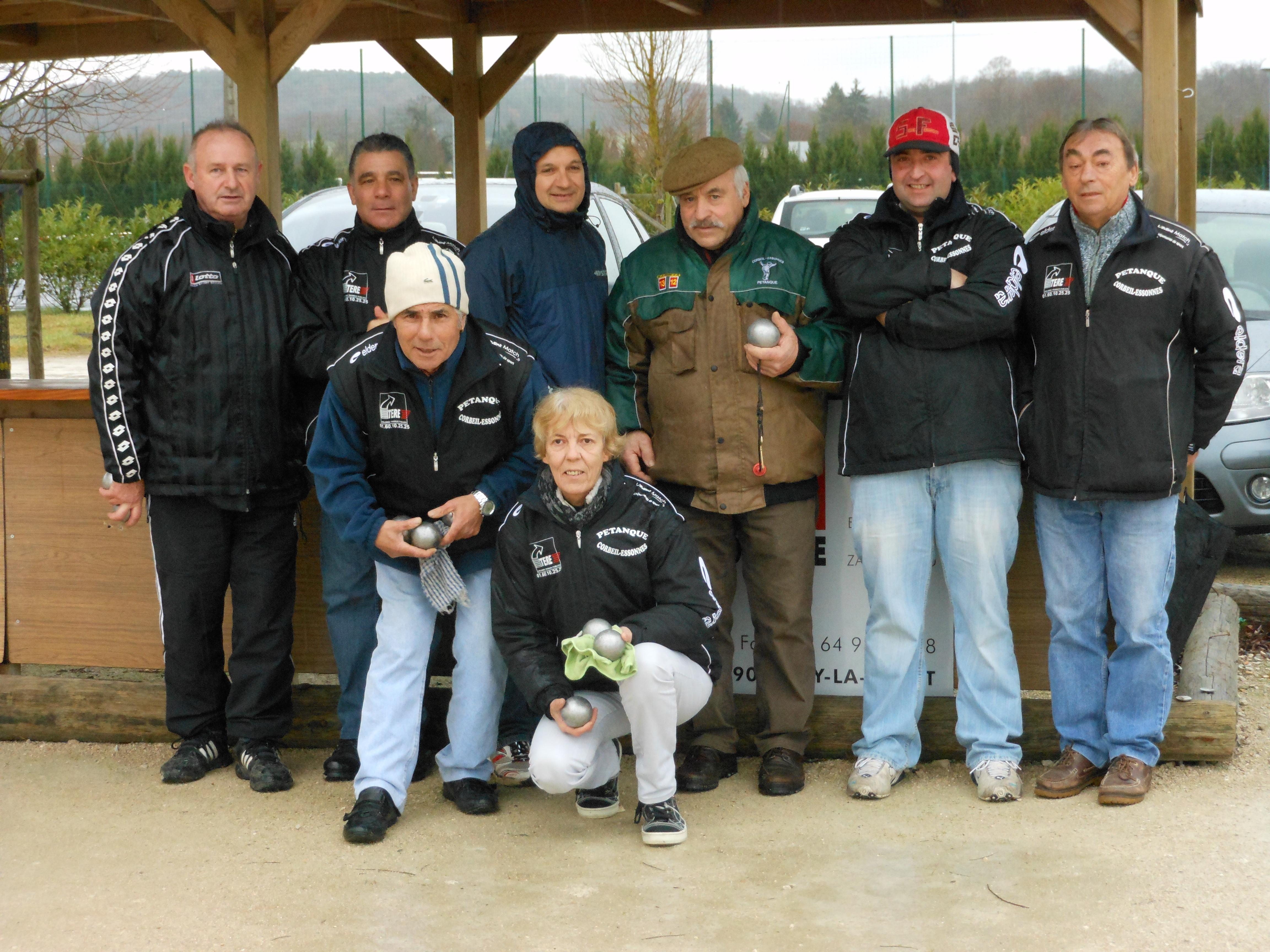 Coupe de l' Essonne  2ème tour