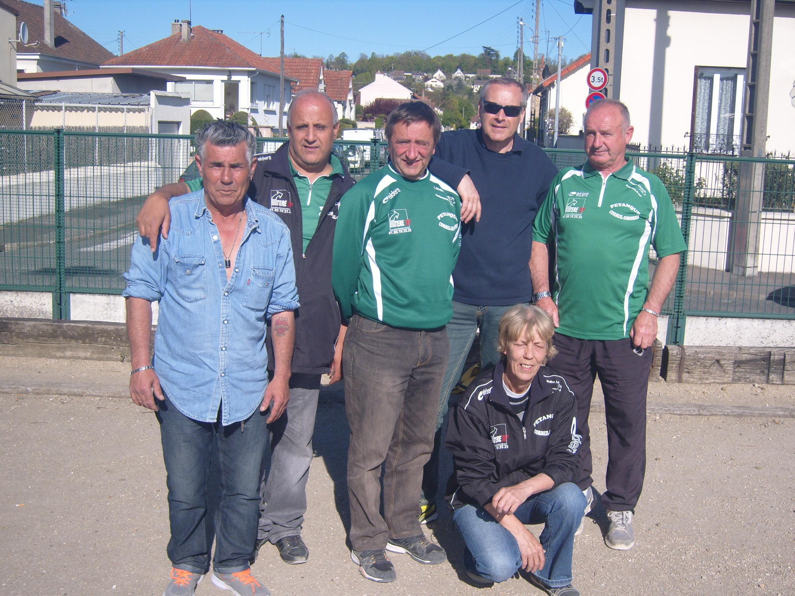 Championnat des Clubs 1ère et 3ème Division -  2ème Journée