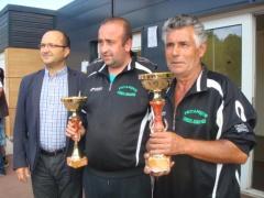 Championnat Doublette Promotion 2014