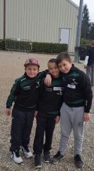 Championnat Ligue Jeunes Tête à Tête