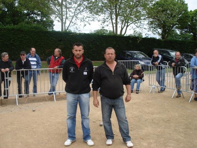Championnes et champions de ligue Auvergne  à Cérilly