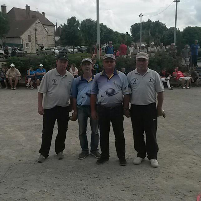 Championnat d'Allier doublettes