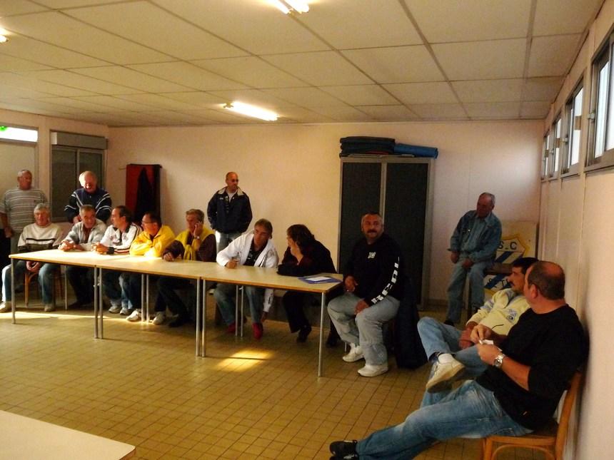 Nouveau Bureau 2010