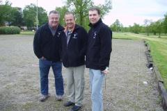 Serge, Patrick et Yves