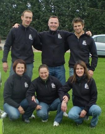 Résultat championnat d'Allier doublette mixte
