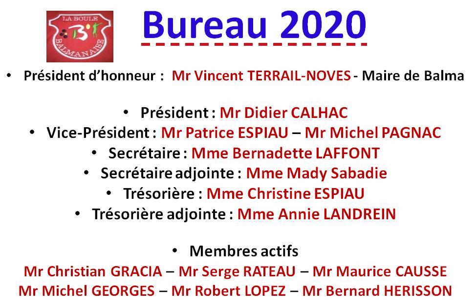 Bureau 2020