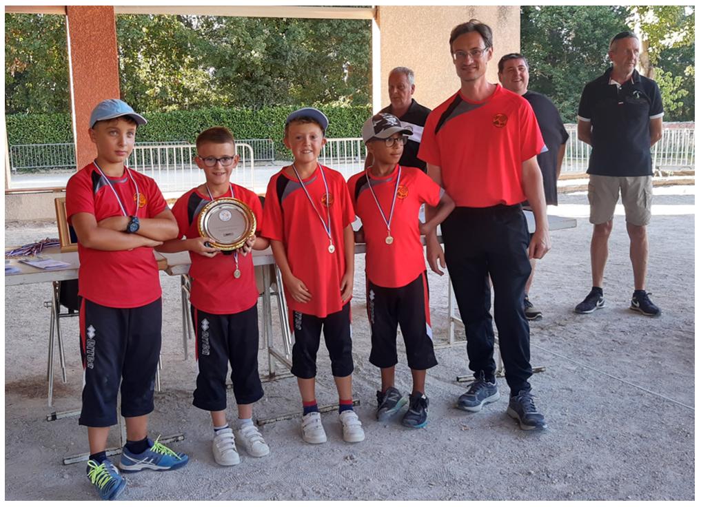 CDC Jeunes Haute-Garonne 2021