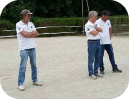 Championnat de l'Essonne triplette T.C
