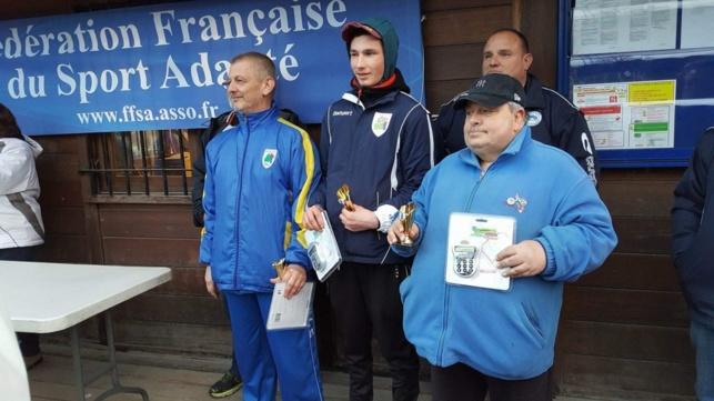 Championnat de l'Essonne FFSA à CROSNE