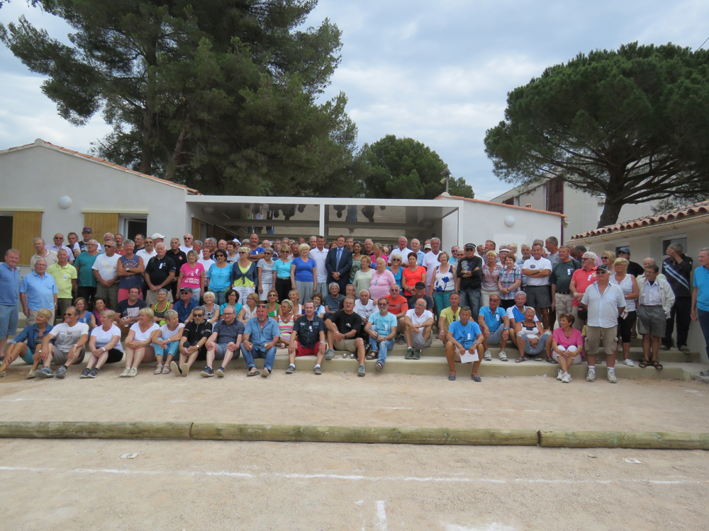 Tournoi de Pétanque INTERCOMMUNAL