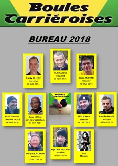 Bureau 2018
