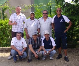 Interclubs au Mesnil Le Roi