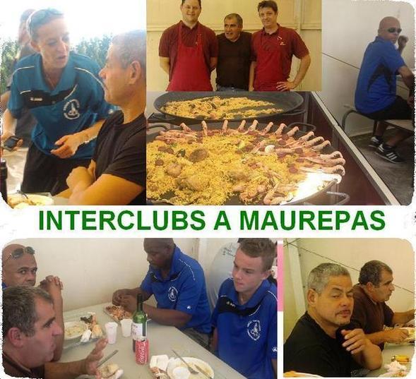 Interclubs à Maurepas
