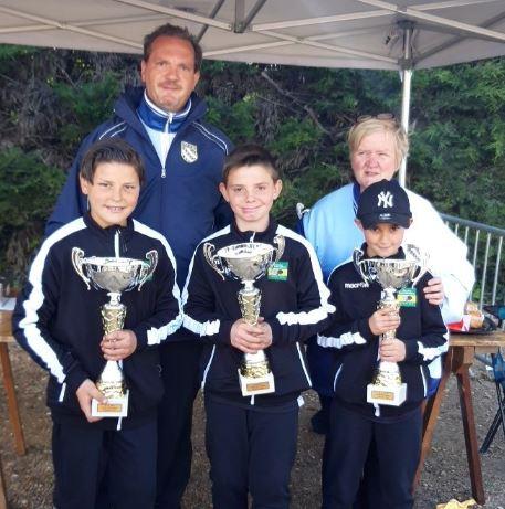 Championnat départemental X3 jeune à Gargenville