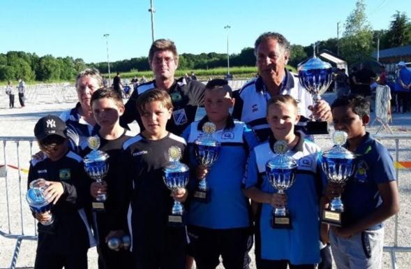 Championnat Régional X3 Jeune à Mily la Forêt (77)