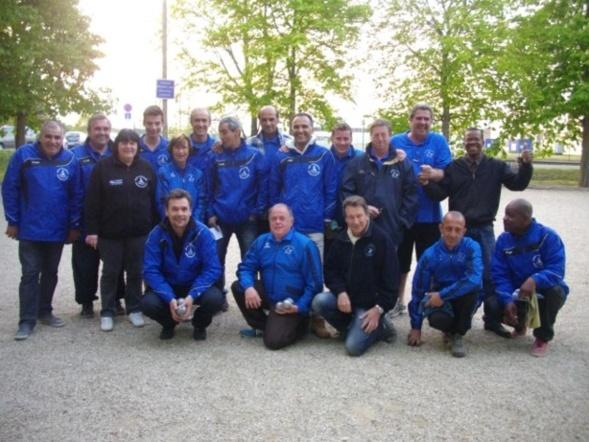 1er tour de la Coupe de France 2014: enfin une victoire!