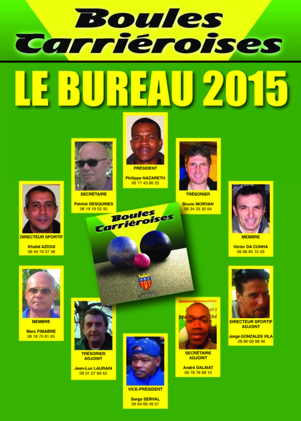 BUREAU 2015