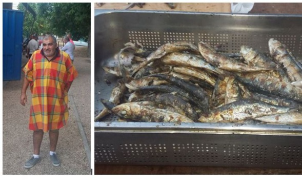 La sardinade du Pescador