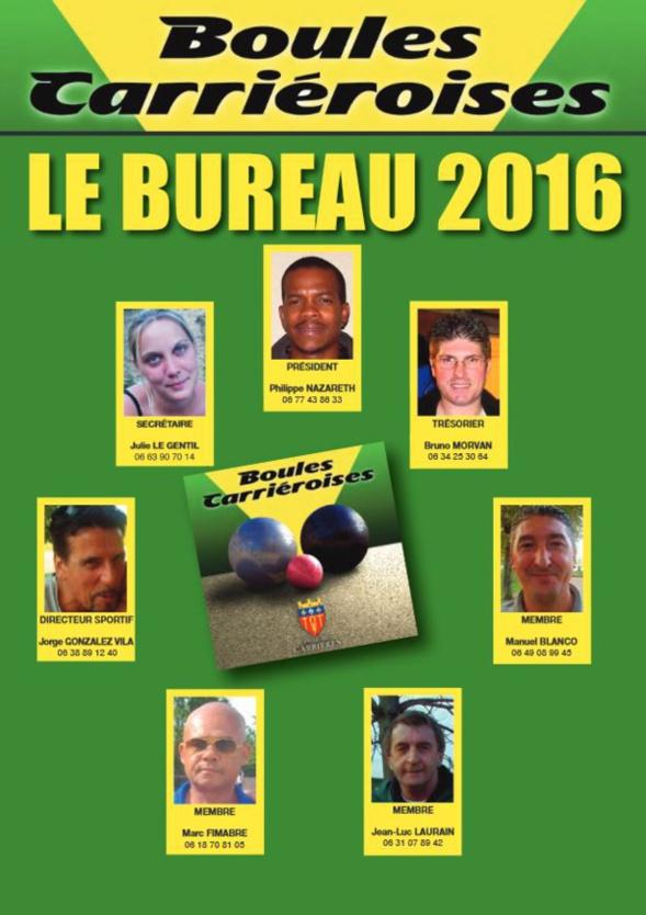 Bureau 2016