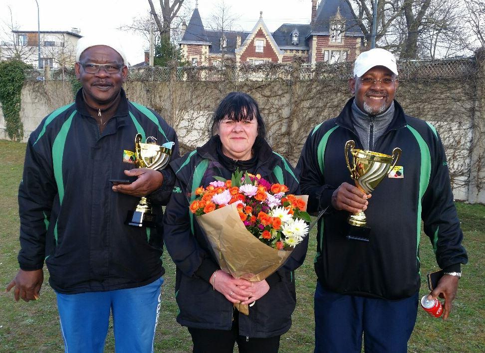 Championnat départemental X3 Mixte au Vésinet