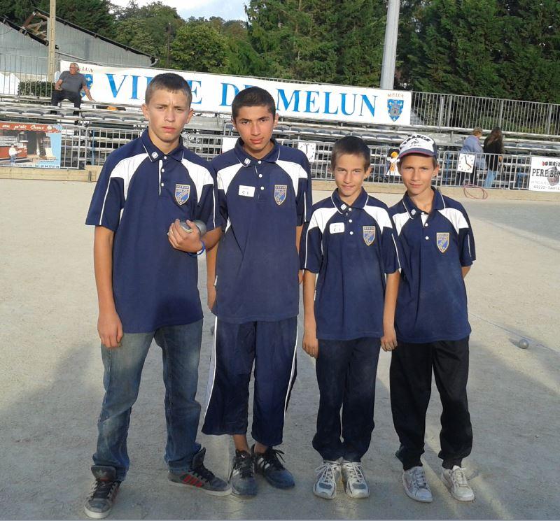 Trophée Jeunes de Melun (77)