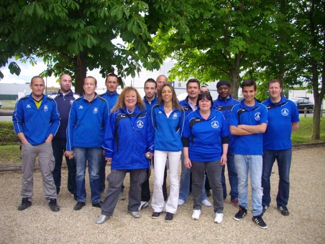 2ème tour de la Coupe de France 2014: la défaite.