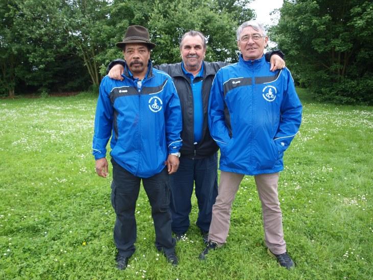 Championnat Départemental Triplettes Vétérans