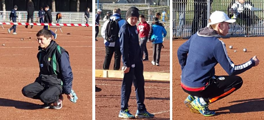 Championnats de Ligue TàT Jeunes
