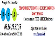 François Fiol Automobile Mandataire automobile à Decize
