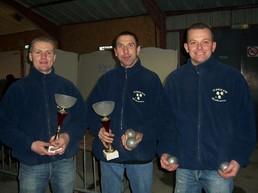 l'équipe de Saint PIERRE MONTLIMAR