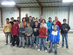 concours jeunes minimes et cadets