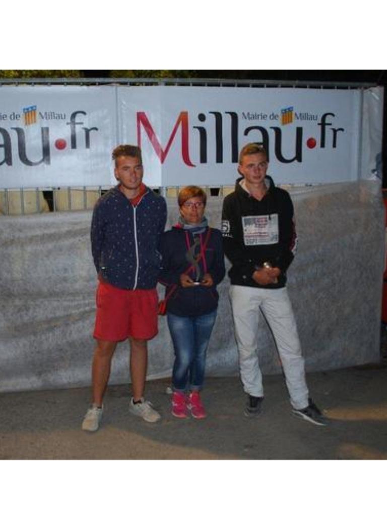 Encore un bon résultat pour DUMONT Amaury et DESBAT Damien qui ont partagé le triplette mixte (590 équipes) associés à MADELEINE s de Saône et Loire