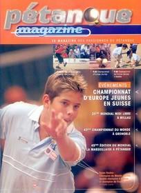 """Historique des revues """"Pétanque Magazine"""" by Sylvain"""