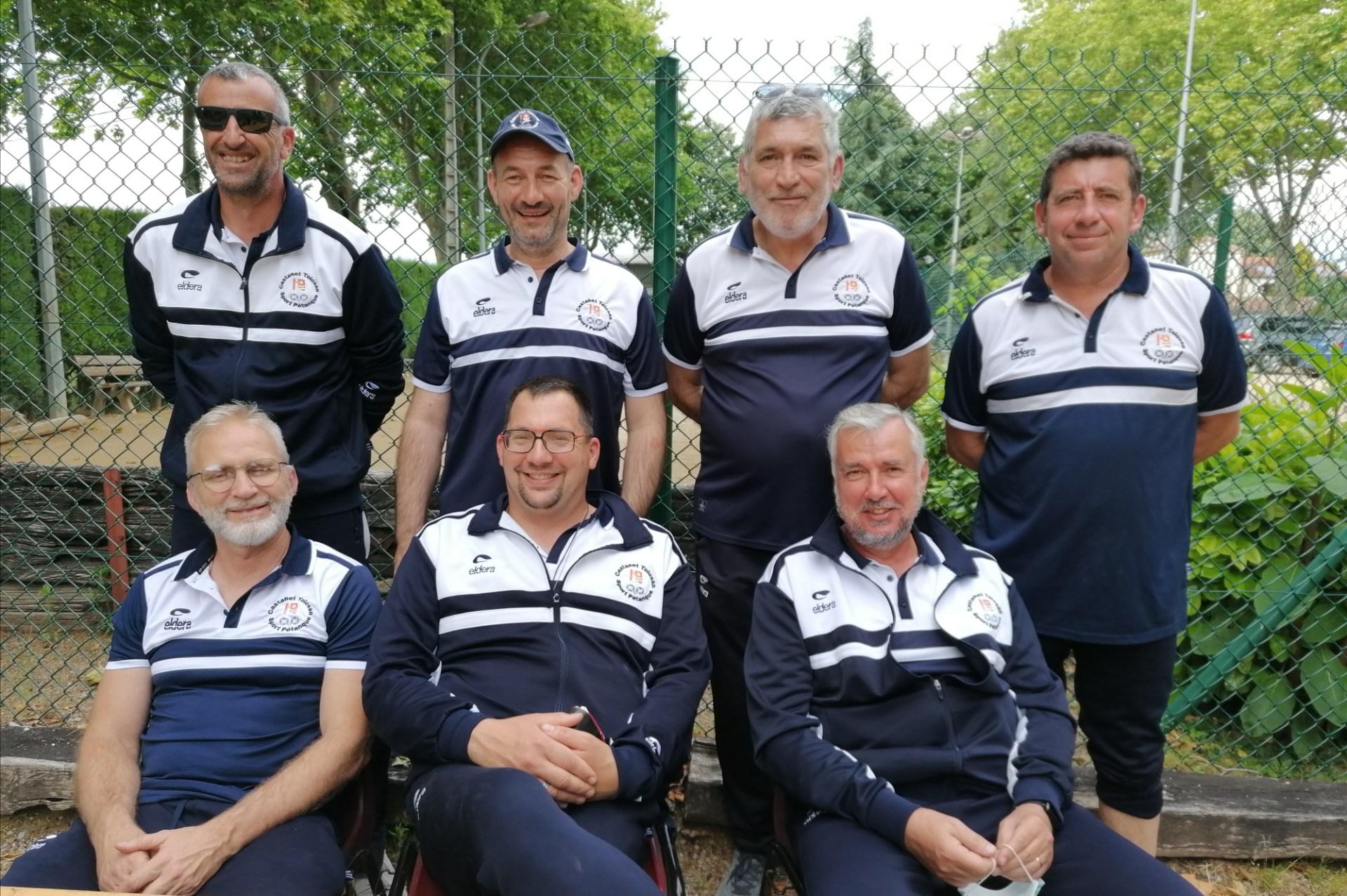 Résultats de la1°journée de CDC Jeu Provençal