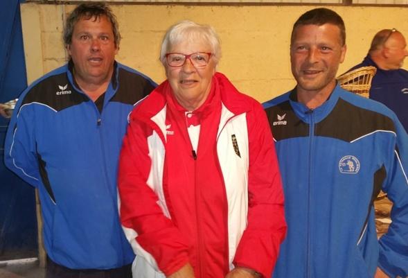 Championnat Doublettes Seniors et Féminines