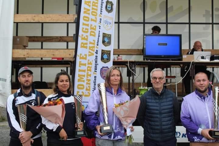 Le 9éme National de Bourges c'est achevé par la victoire de K. Hernandez et A. Webre (41) au bout d'une belle finale. Rendez vous en 2022 pour la 10éme édition