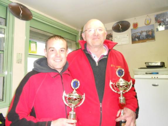 J. Alehause & P. Izanic SVCP Viry Champions