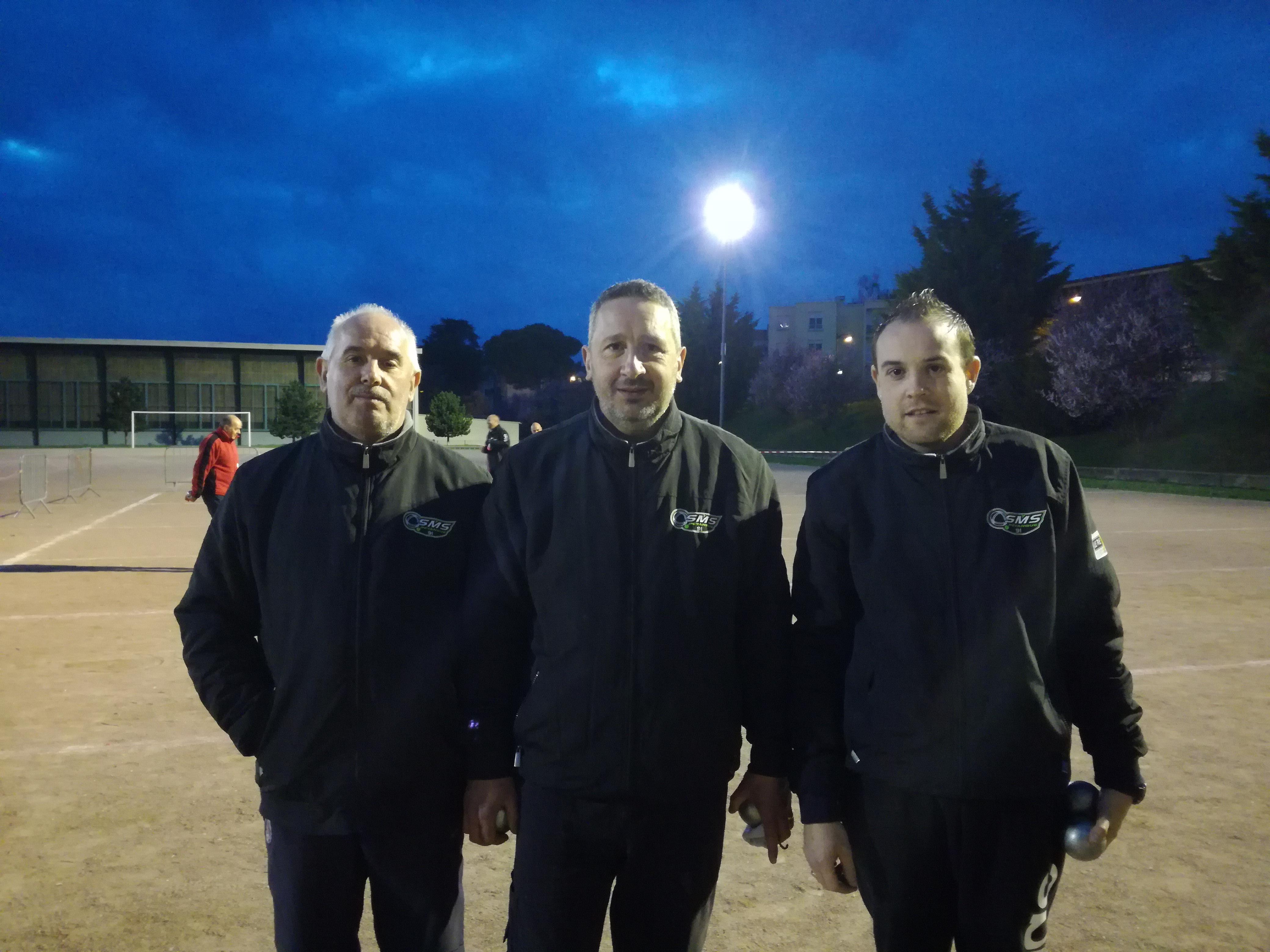 Championnat départemental TRI Jeu provençal