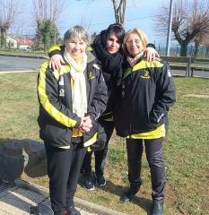 Triplette Départementale Féminine du 14 04 2019