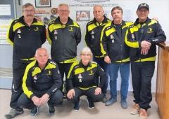Equipe vétérans 1 du 16 04 2019