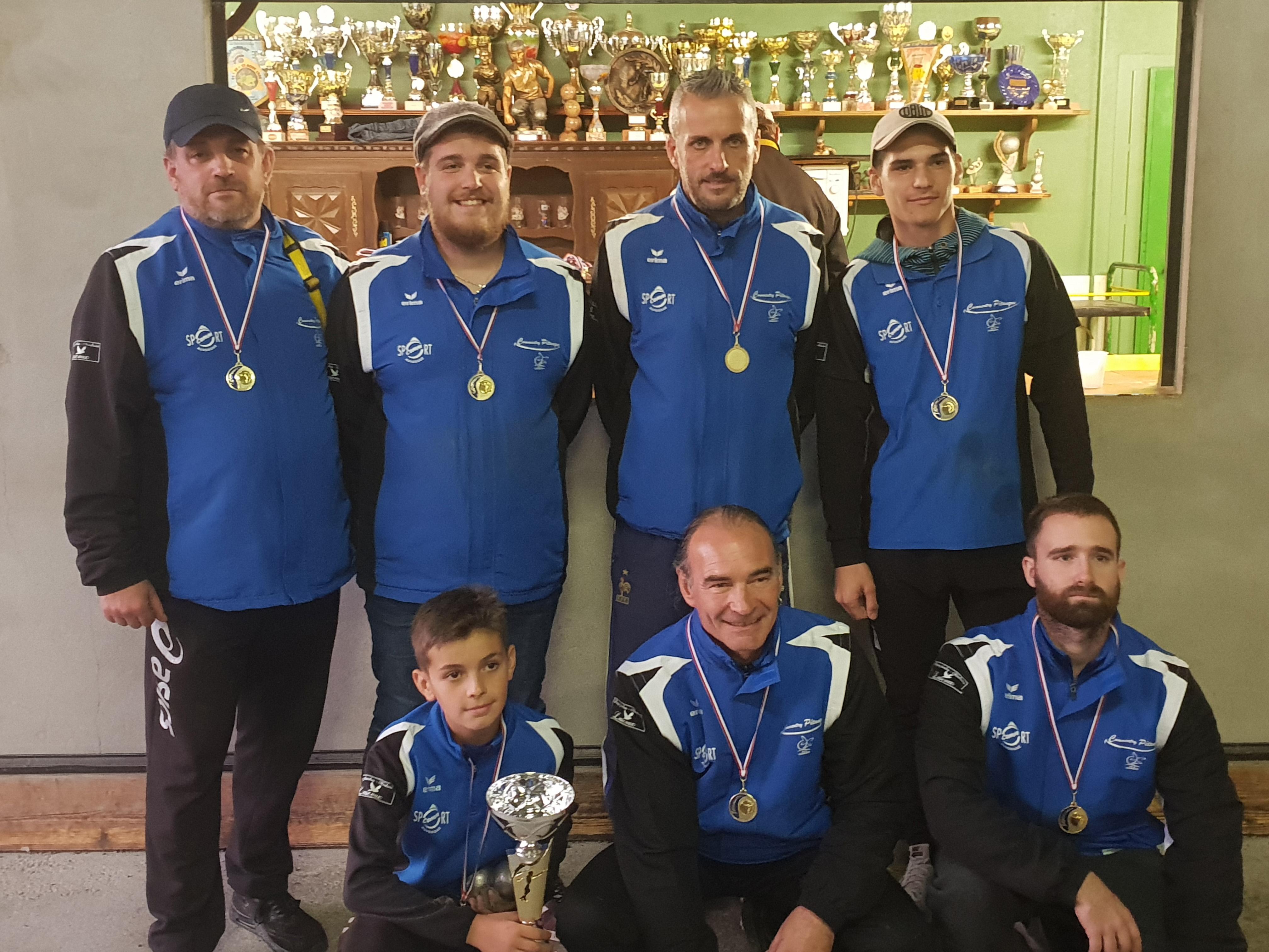 Championnat des clubs seniors