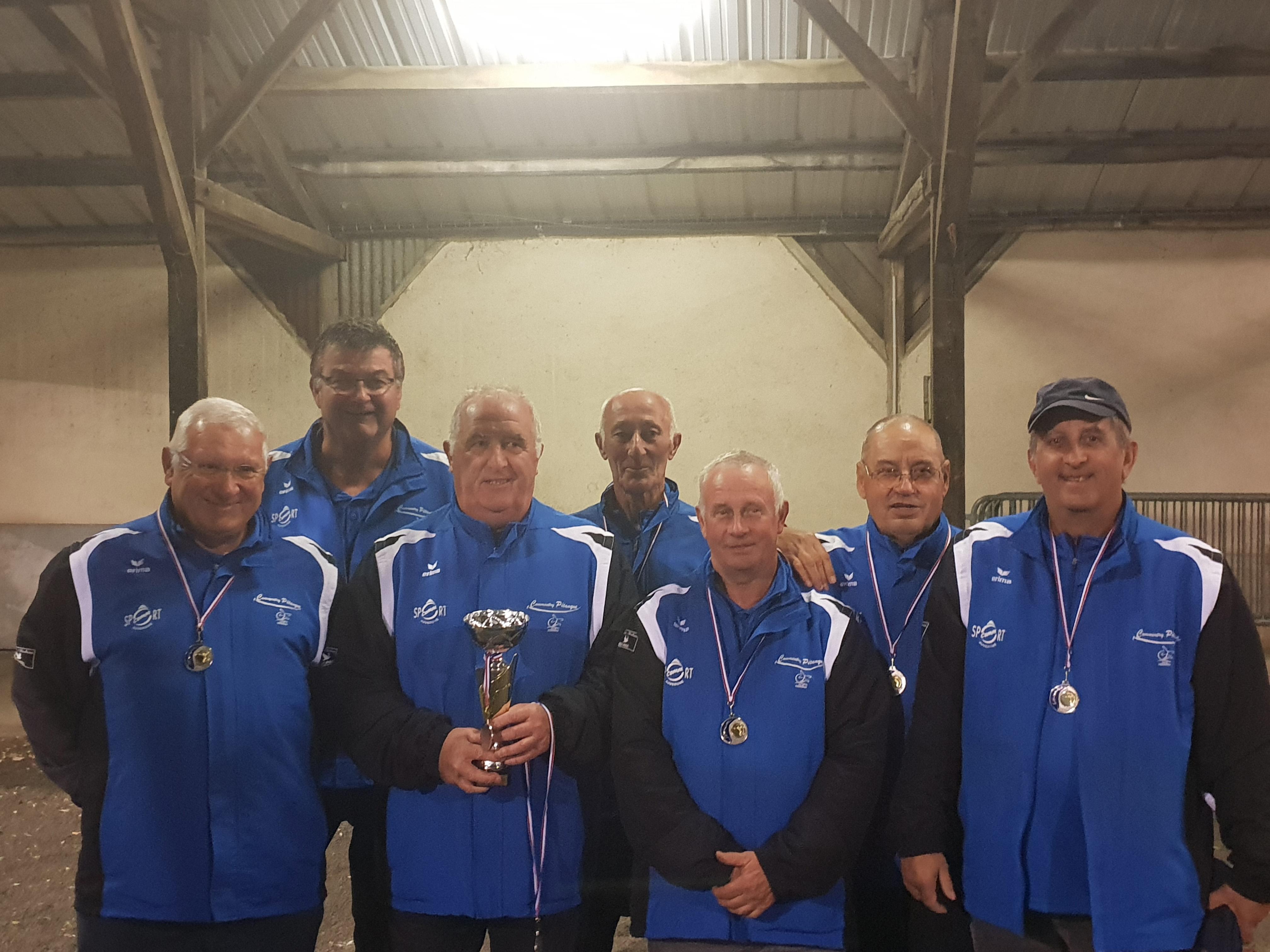 Championnat des clubs vétérans