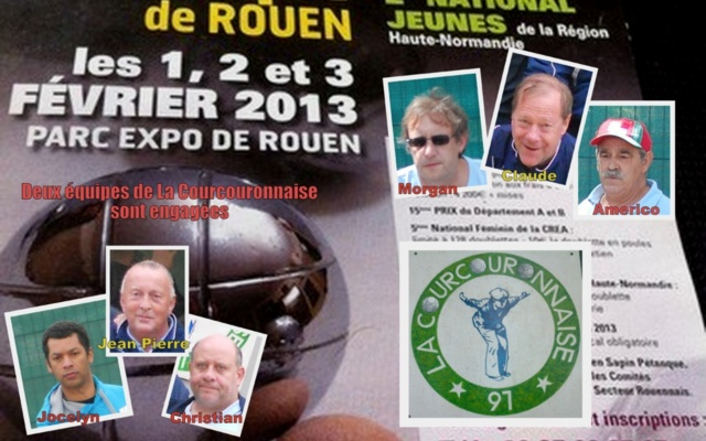 National de Rouen 2013