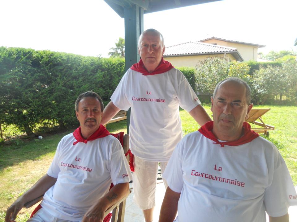 Fêtes de Bayonne 2013
